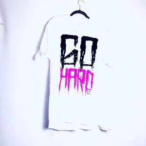 Next Level Short Sleeve T-Shirt. White. Sz XL